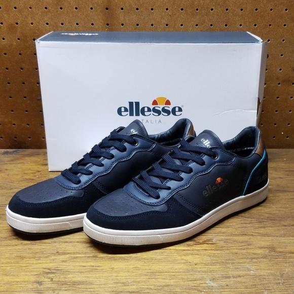 Mens Ellesse Ls959 Italian Shoes